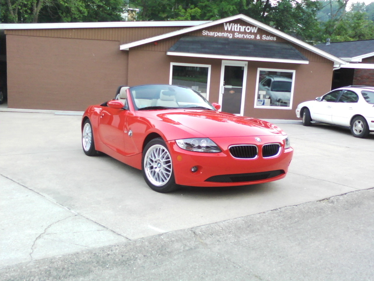 2005 bmw z4 for sale bmw cca mountain state chapter. Black Bedroom Furniture Sets. Home Design Ideas