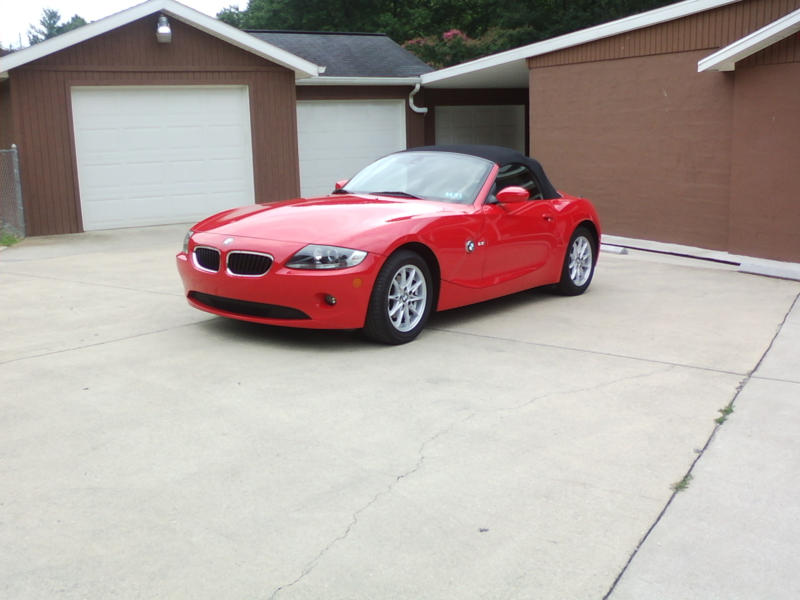 2005 Bmw Z4 For Sale Bmw Cca Mountain State Chapter